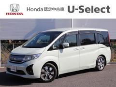 ステップワゴンG・EX Honda SENSING 純正インターナビ