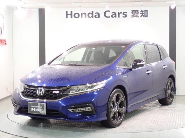 ホンダ HV-RSセンシング 試乗禁煙車 新車保証 ナビRカメラ