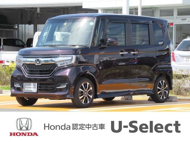 ホンダ G・Lホンダセンシング 軽自動車 メモリーナビ フルセグTV