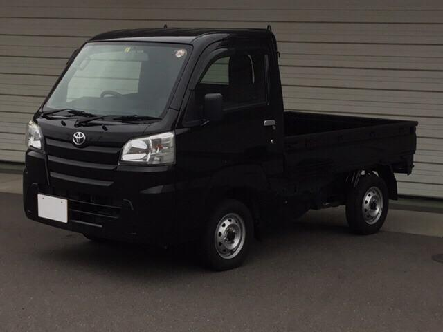 トヨタ スタンダード 3方開 4WD HDDナビ ETC