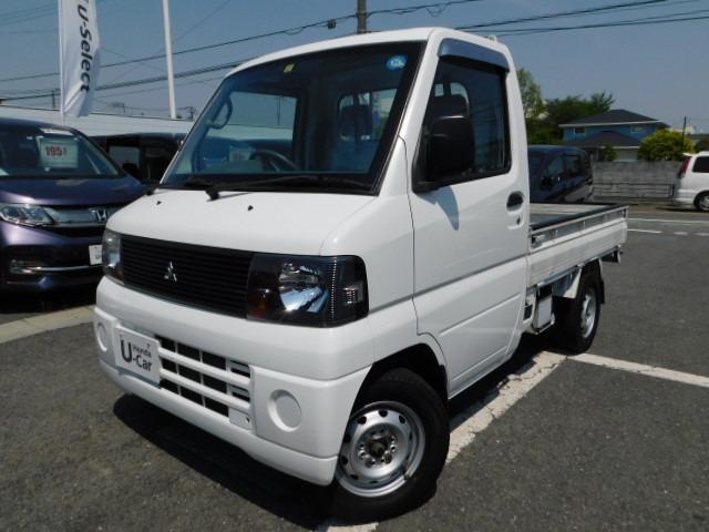 三菱 660 Vタイプ エアコン付 4WD ETC ラジオ 4WD