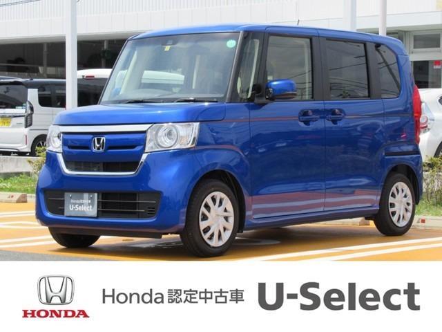 ホンダ N-BOX G・Lホンダセンシング 軽自動車 メモリーナビ フルセグ E