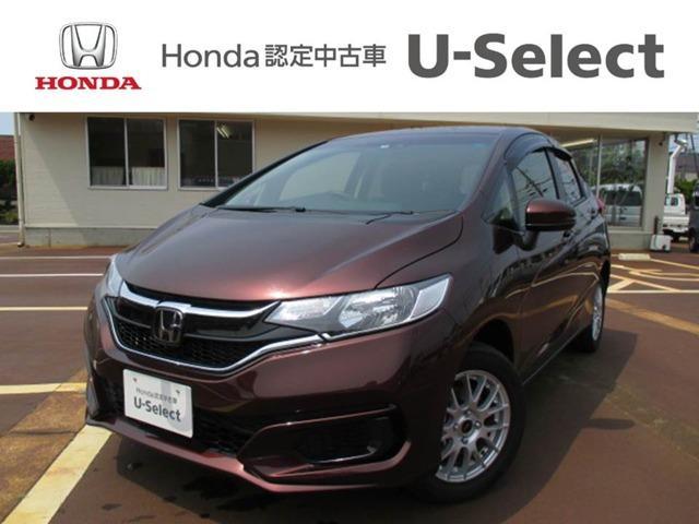 ホンダ フィット 13G・F Honda SENSING