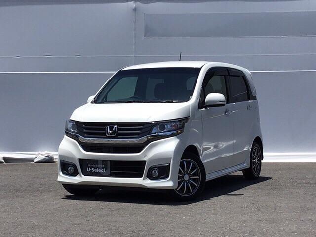 「ホンダ」「N-WGNカスタム」「コンパクトカー」「福岡県」の中古車