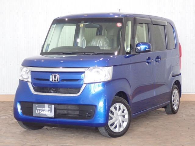 ホンダ N-BOX G・EXホンダセンシング 助手席スーパースライドシート レン