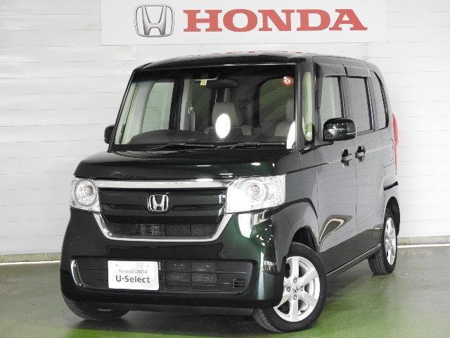 ホンダ N-BOX G・EXターボホンダセンシング サポカーSワイド 4WD
