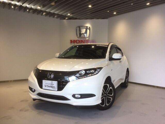 「ホンダ」「ヴェゼル」「SUV・クロカン」「山梨県」「Honda Cars 山梨 U-Select 昭和」の中古車