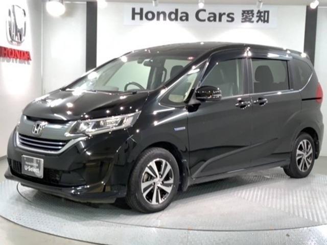 ホンダ HV EX UP認定2年保証 禁煙1オ-ナ ナビ センシング