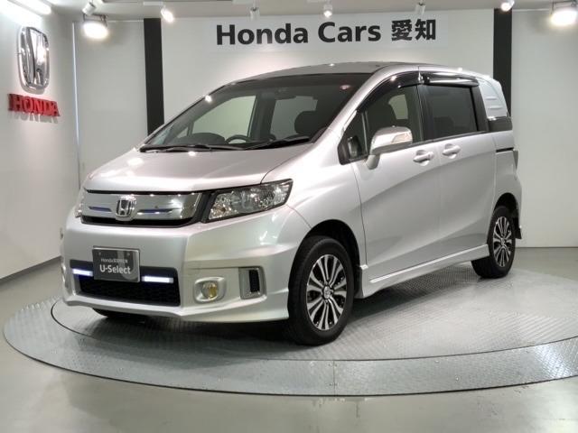 ホンダ G エアロ 4WD ワンオ-ナ純正ナビTV ドラレコ スマキ