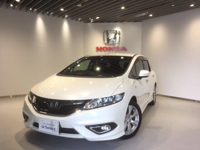 「ホンダ」「ジェイド」「ミニバン・ワンボックス」「山梨県」「Honda Cars 山梨 U-Select 昭和」の中古車