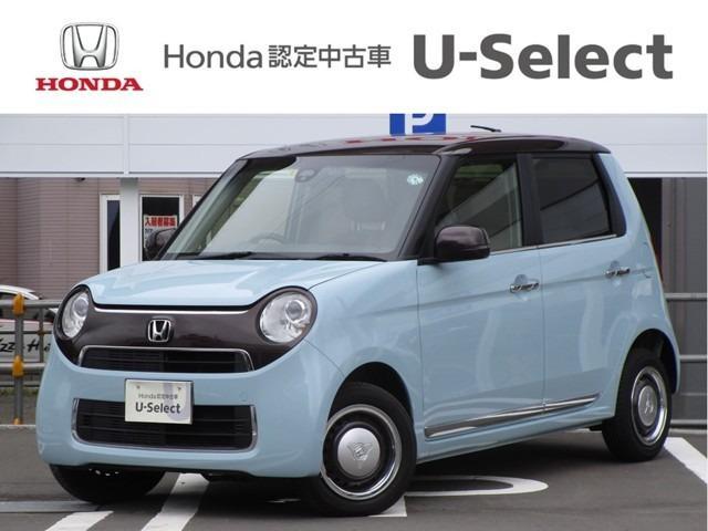 ホンダ N-ONE セレクト デモカーUP メモリナビ 追突軽減ブレーキ