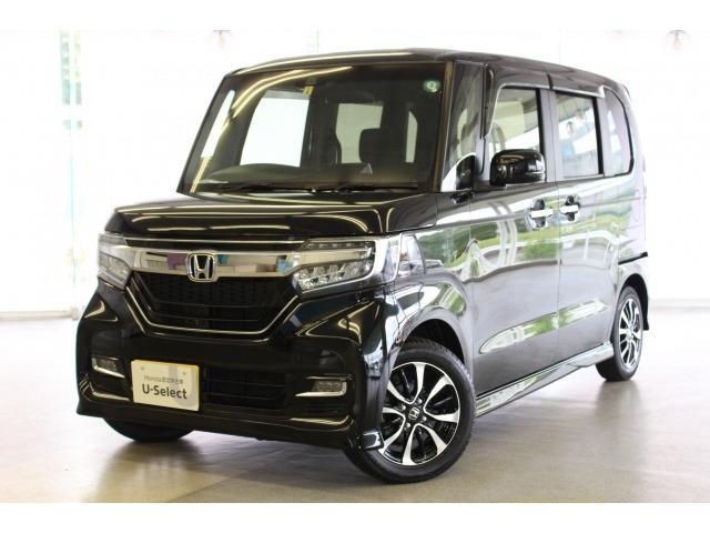 ホンダ N-BOXカスタム G・Lホンダセンシング 衝突軽減B LEDヘッドライト