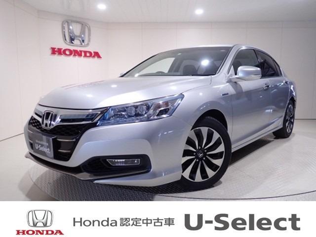 ホンダ アコードハイブリッド LX Honda インターナビ Rカメラ ETC LEDライ