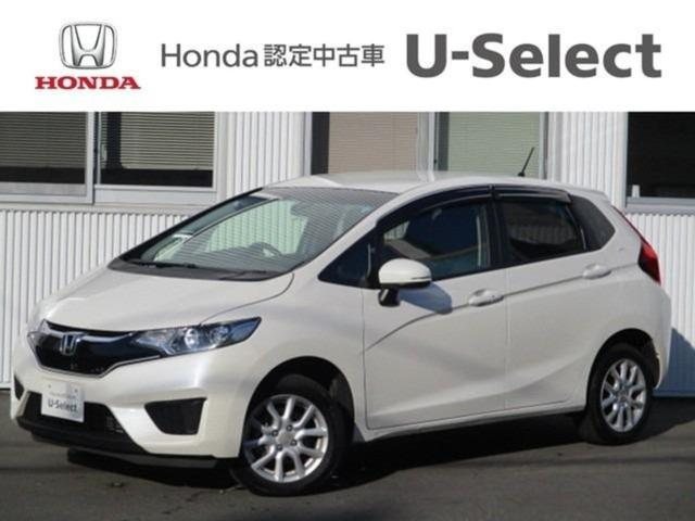 ホンダ 13G・Lパッケージ 4WD ワンオーナ 純正ナビ エンスタ