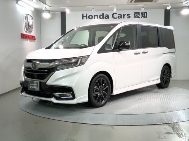 ホンダ モデューロXセンシング 試乗禁煙車 新車保証 大型ナビRカメ