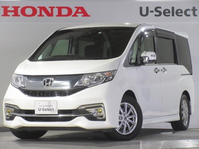 ホンダ 1.5 スパーダ 助手席リフトアップシート車 1年保証 純正
