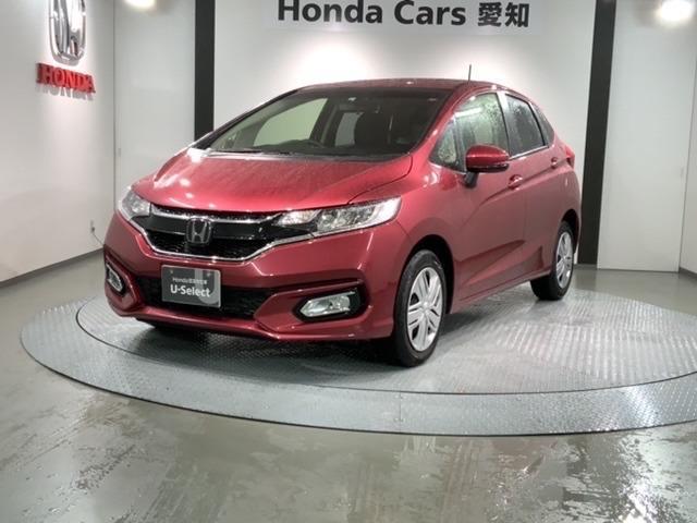 ホンダ 13G・L ホンダセンシング 新車保証 禁煙試乗車 純正ナビ