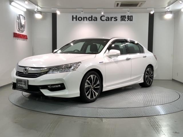 ホンダ EX 新車保証 禁煙試乗車 純正ナビ LED ETC