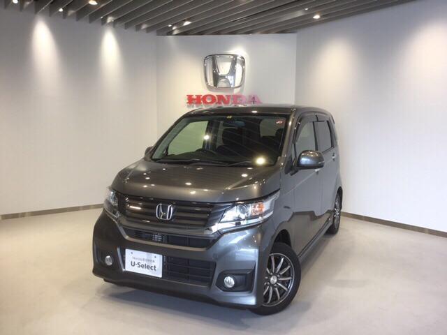 「ホンダ」「N-WGNカスタム」「コンパクトカー」「山梨県」「Honda Cars 山梨 U-Select 昭和」の中古車