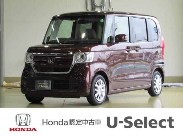 ホンダ N-BOX G・Lホンダセンシング 軽自動車 メモリーナビ フルセグTV