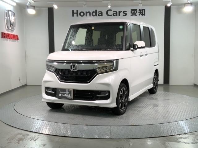 ホンダ G・EXターボホンダセンシング 試乗車 VXM-204VFi