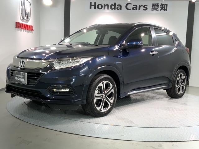 ホンダ ハイブリッドZ・ホンダセンシング 試乗車 ナビ VXM-20