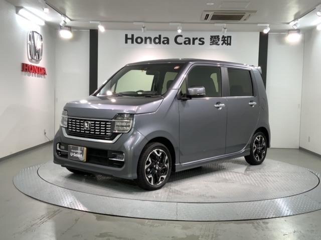 ホンダ L・ターボホンダセンシング 新車保証 試乗車 タ-ボ 地デジ
