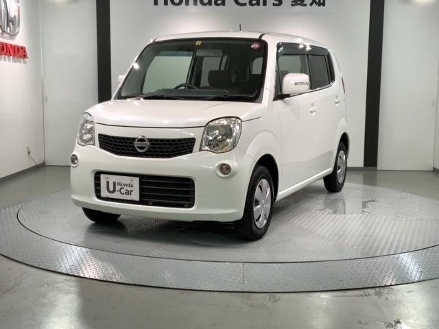 日産 モコ Xアイドリングストップ 純正メモリーナビ リアカメラ