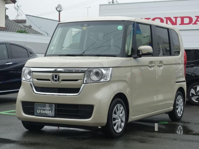 ホンダ N-BOX G・Lホンダセンシング 保証付 当社デモカー 純正メモリナビ