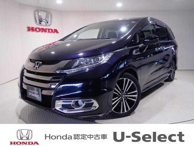 ホンダ アブソルート・EX Hondaインターナビ Rカメラ Rモニ