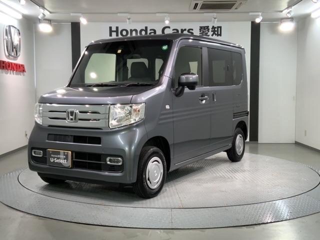 ホンダ N-VAN+スタイル クール・ホンダセンシング 当社試乗車 4WD