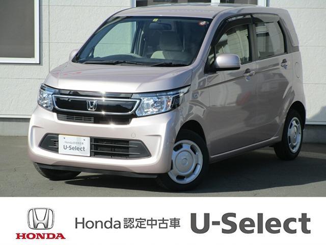 ホンダ N-WGN G ワンオーナー・社外エンスタ・CD・VSA
