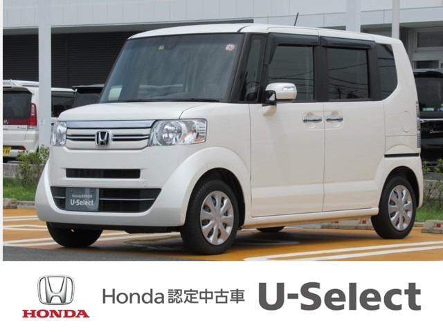 ホンダ N-BOX+ G・Lパッケージ 福祉車両 メモリーナビ ETC 1オーナー