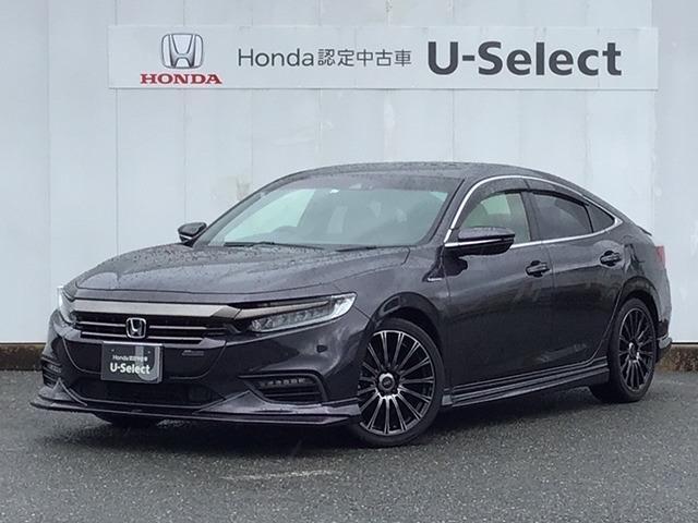 ホンダ EX・ブラックスタイル ホンダセンシング 無限フルエアロ