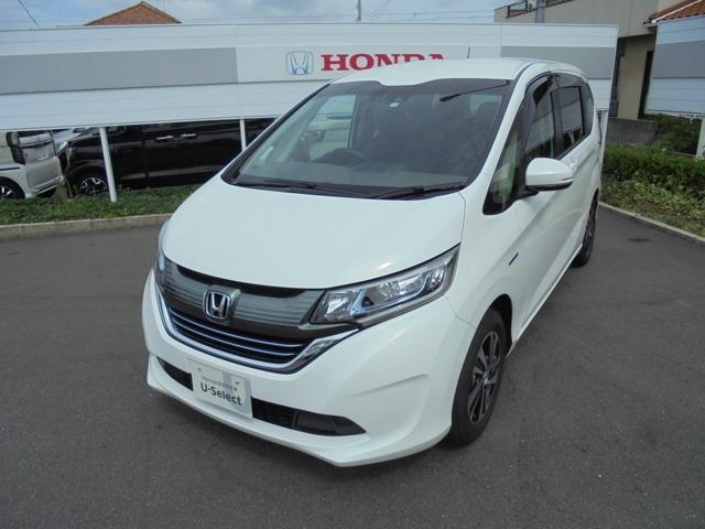 ホンダ ハイブリッド・EX当社デモカー