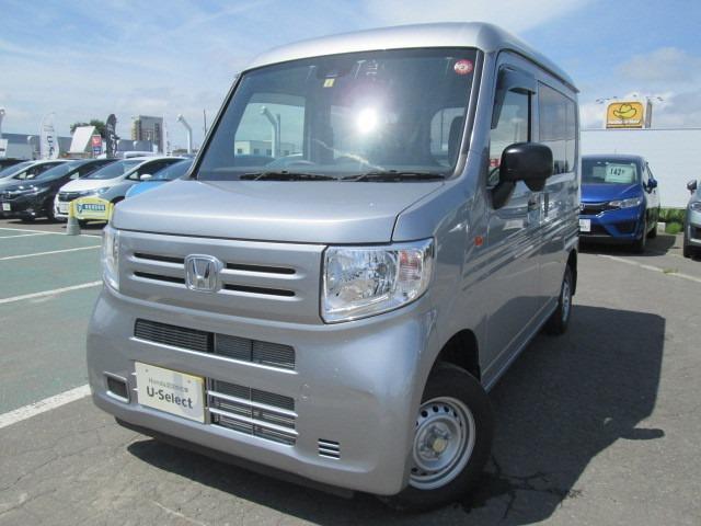 ホンダ N-VAN G・ホンダセンシング メモリーNAVI 4WD