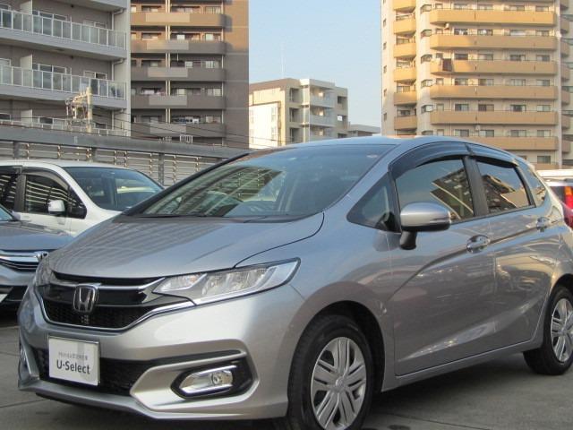 ホンダ 13G・L ホンダセンシング 当社試乗車・LEDヘッドライト
