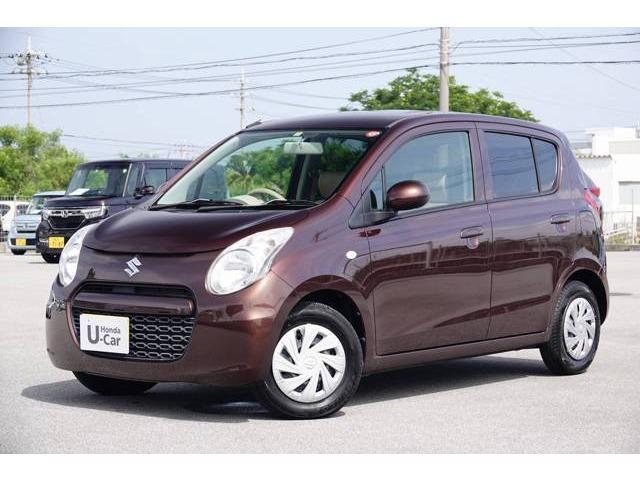 沖縄県の中古車ならアルトエコ ECO-L CD付