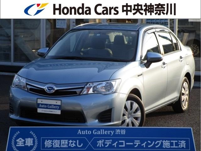 トヨタ 1.5 ハイブリッド シートヒーター装着車