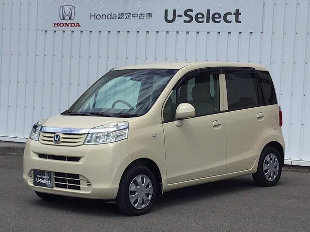 ホンダ G特別仕様車 HIDスマートスペシャル 純正バックモニター付
