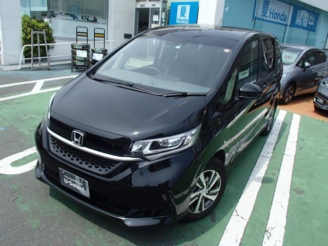 ホンダ フリード G・ホンダセンシング デモカー Cパケ Sパケ