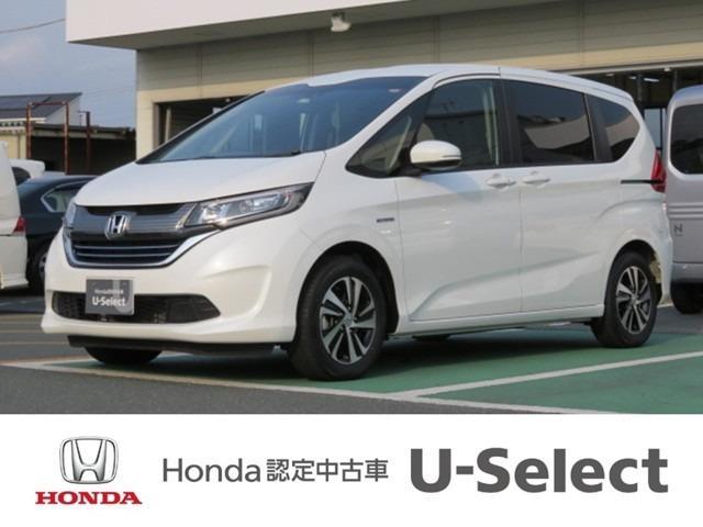 ホンダ ハイブリッド・EX 弊社デモカー 9インチナビ HondaS