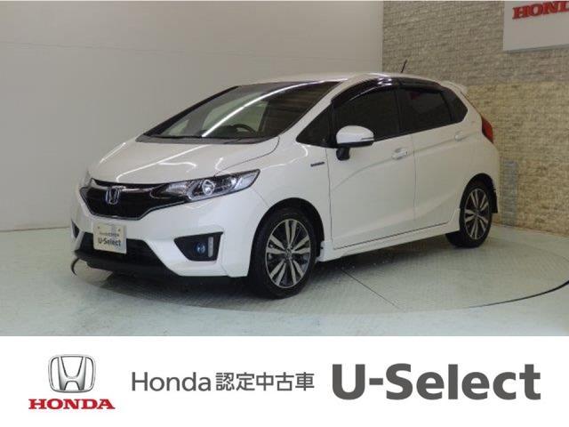 ホンダ Sパッケージ ナビ・リヤカメラ・ETC・衝突軽減ブレーキ