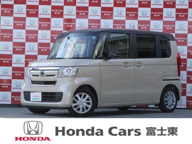 ホンダ N-BOX G・Lホンダセンシング 元試乗車シートヒーターナビBカメラE
