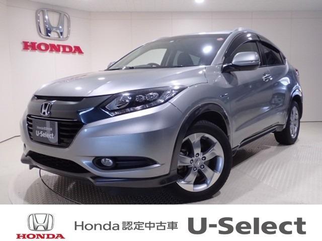 ホンダ ヴェゼル ハイブリッドX・Lパッケージ Honda インターナビ+リン