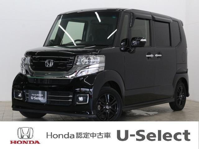 ホンダ N-BOXカスタム G SSブラックスタイルパッケージ シートヒーター バックカ