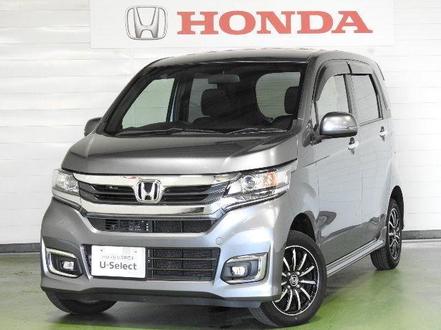 ホンダ N-WGN G CD HID 4WD