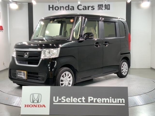 ホンダ N-BOX Gホンダセンシング オーディオRカメ ETC LED 認定車