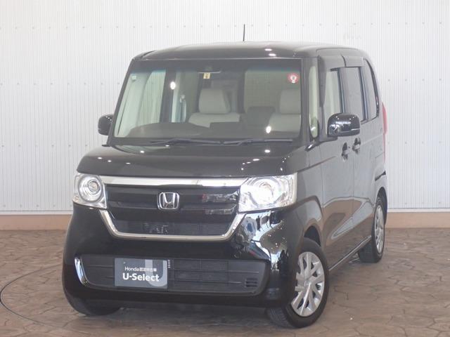 ホンダ N-BOX G・EXホンダセンシング レンタ 助手席スーパースライドシー