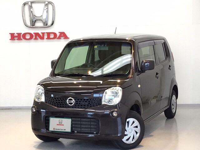 日産 モコ S FOUR メモリーナビ フルセグTV 4WD